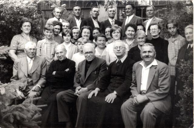 Eleki templomi kórus, 1964 körül