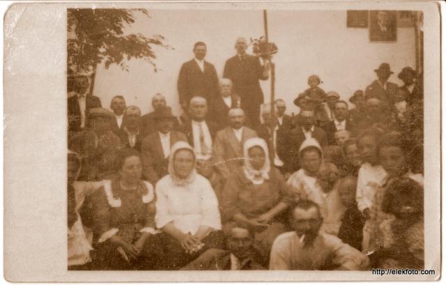 Eleki majális talán 1926-ban
