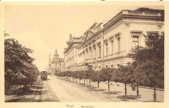 Arad,  megyeháza