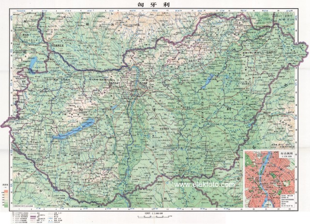 Kínai térkép