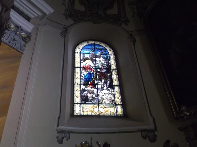 Szent Erzsébet az eleki templomban