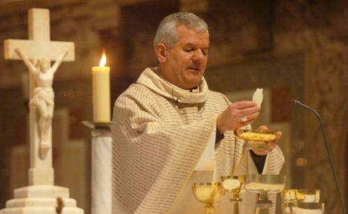 Dr. Kiss-Rigó László,  szeged-csanádi püspök