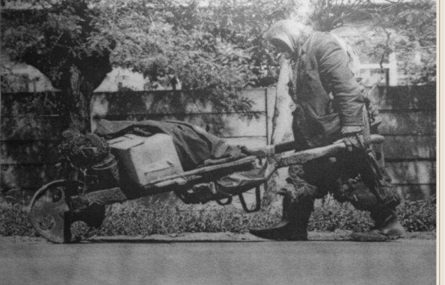 """Schriffert Antal, a gyulai """"Talicskás ember"""" (1912-1993)"""