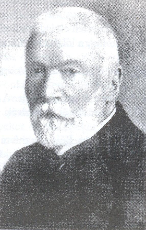 Dr. Gaal Jenő (1846-1934)
