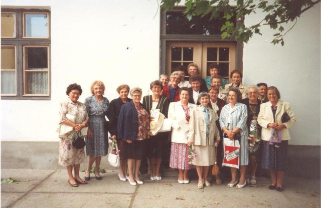 Osztálytalálkozó 1993-ban
