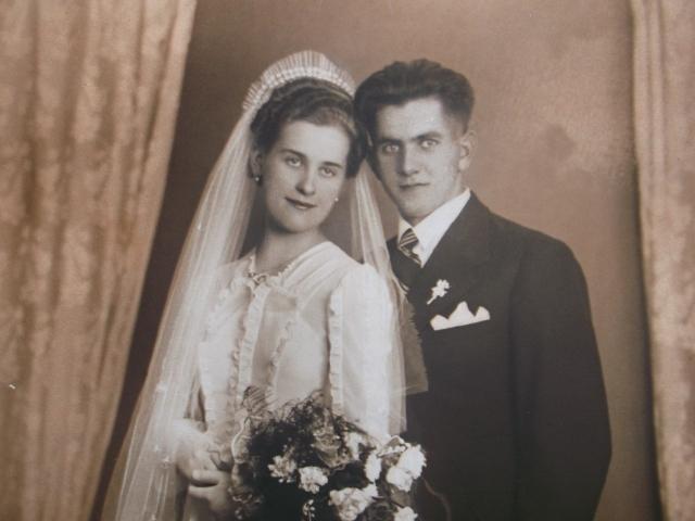 1939-ben kötöttek házasságot