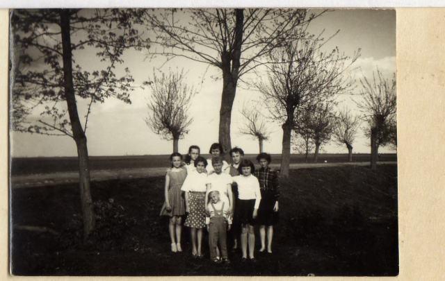 Őrsvezetőként az 1960-as évek elején (Már gimnazistaként)