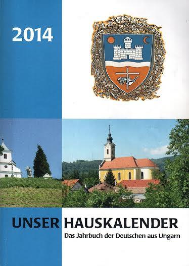 A Németországban élő magyarországi németek 66. évfolyamába lépett kalendáriuma