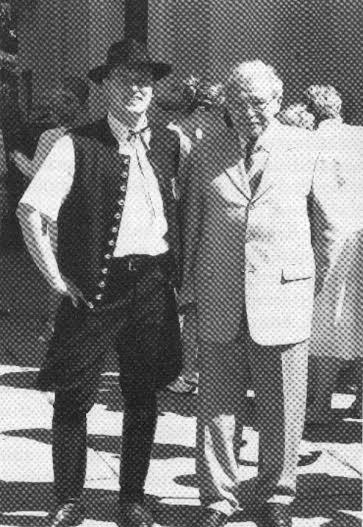 Schneider József és Joschi Ament