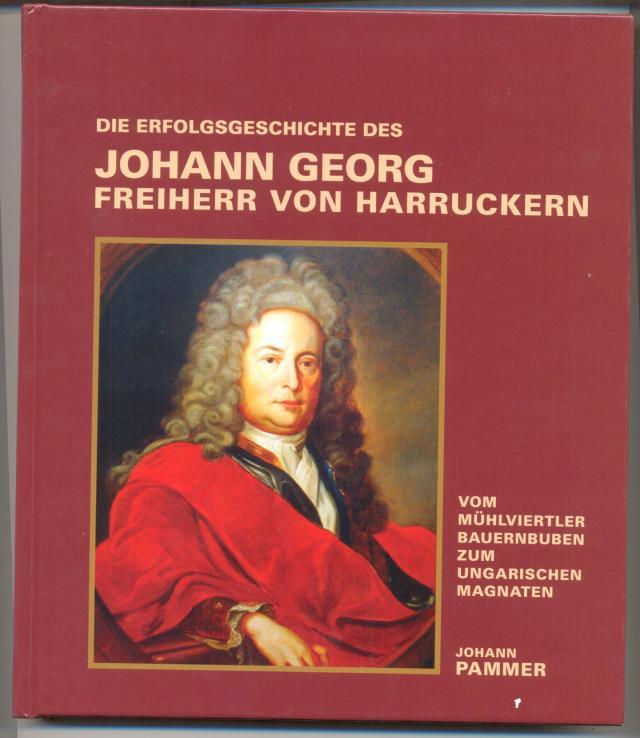 Johann Pammer: Báró Johann Georg sikertörténete már 2013-ban megjelent
