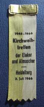 Eleker Kirchweih 1966