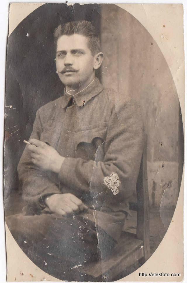 Idősebb Franz Post