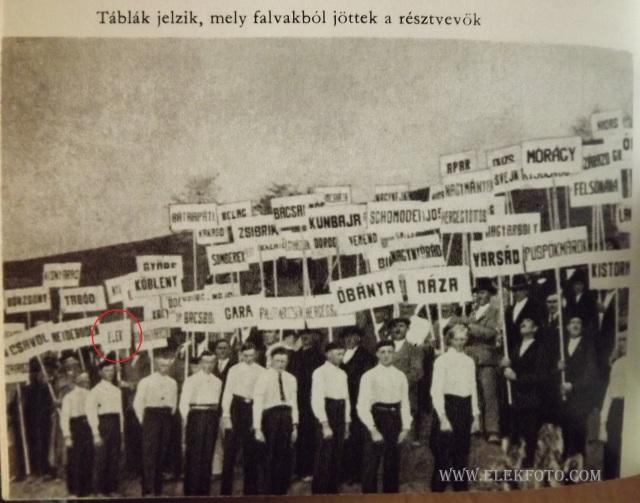Első országos Volksbund gyűlés