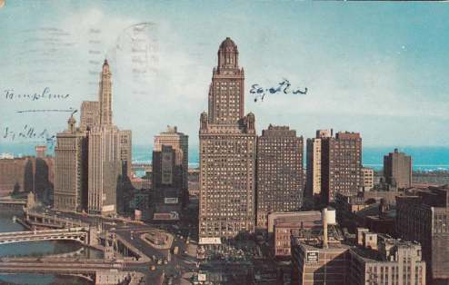 Chicago, Wacker Drive