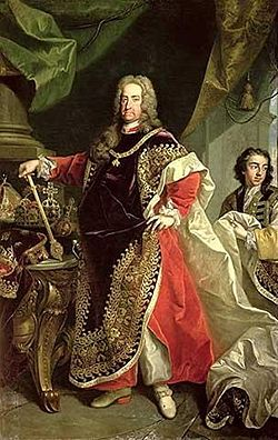 III. Károly idején,  1724-ben  kezdődött Elek újratelepítése is
