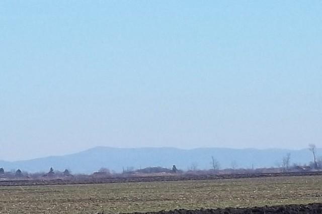 Egy kicsit távolabb,  Dombiratoson is ilyen szép a látvány