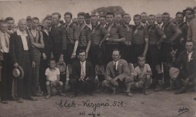 Elek- Kisjenő, 1931.máj.30.