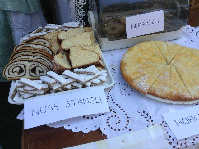 Eleki sütemények sváb nagyanáink régi receptjei alapán