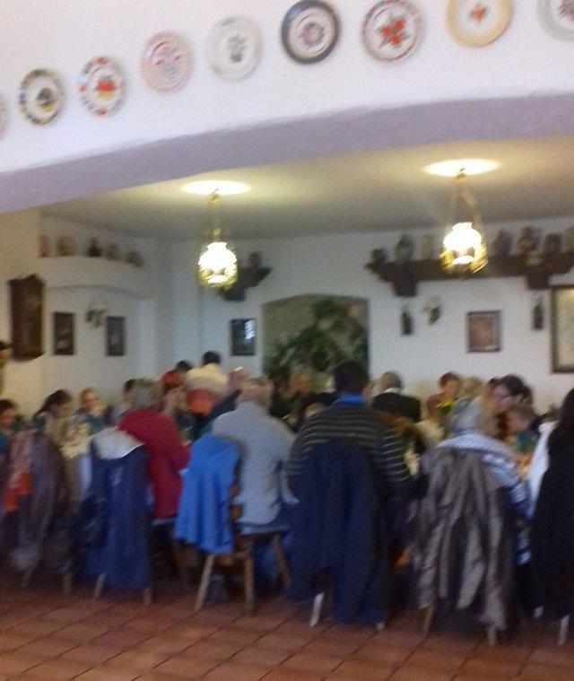 Ebéd a Fritz Borházban